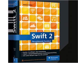 Swift 2 - Das umfassende Praxisbuch